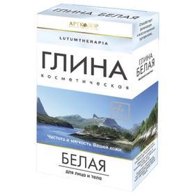 Глина косметическая Lutumtherapia белая, 100 г Ош