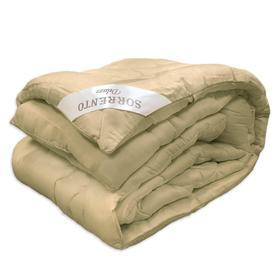 Одеяло облегчённое «Верблюжья шерсть», размер 172 x 205 см