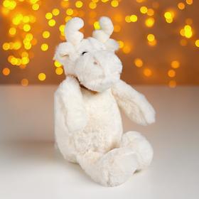 Мягкая игрушка «Белый лосик» Ош