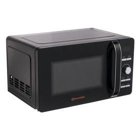 Микроволновая печь Eurostek EMO-WL12D, 700 Вт, 20 л, 8 программ, LED дисплей, чёрная