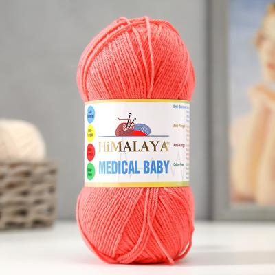 "Пряжа ""Medical baby"" 70% акрил, 30% амикор 310м/100гр (79232)"