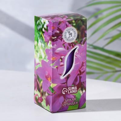 """Свеча ароматическая """"Дикая орхидея"""", 4×6 см, в коробке - Фото 1"""