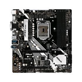 Материнская плата Asrock B365M PRO4-F, LGA1151v2, B365, 4xDDR4, VGA, DVI, HDMI, mATX
