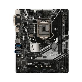 Материнская плата Asrock B365M-HDV, LGA1151v2, B365, 4xDDR4, VGA, DVI, HDMI, mATX
