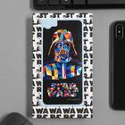 Декоративная пленка на заднюю панель Red Line iPhone 7/8, Star Wars №17