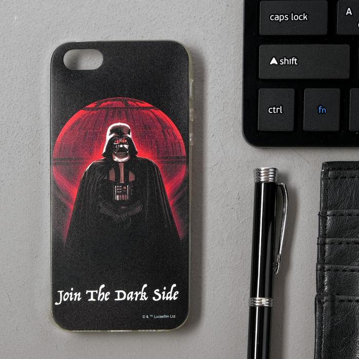 Чехол Red Line iBox Art iPhone 5/5S/5SE, силиконовый, Star Wars №11