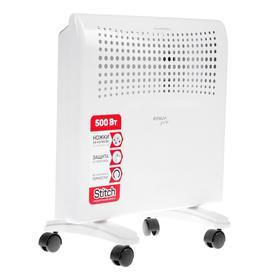 Обогреватель Engy EN-500E energo, конвекторный, 500 Вт, 10 м2, белый