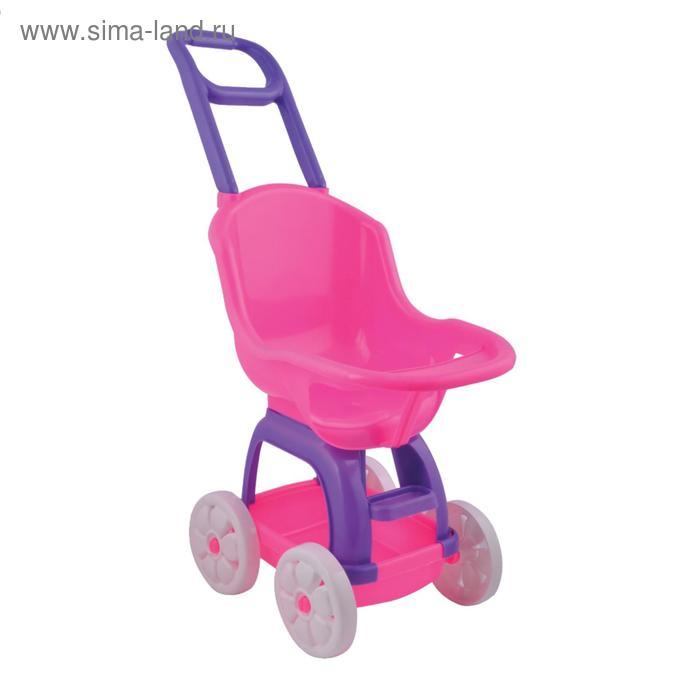 Прогулочная коляска с тележкой внизу, 53 см