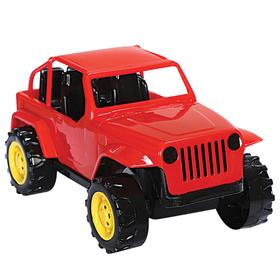Машина игрушка «Джип», 34 см, МИКС