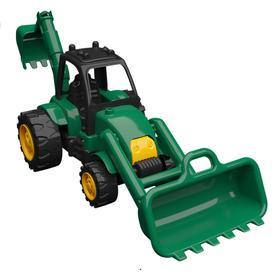 Трактор с дополнительным ковшом, 36 см