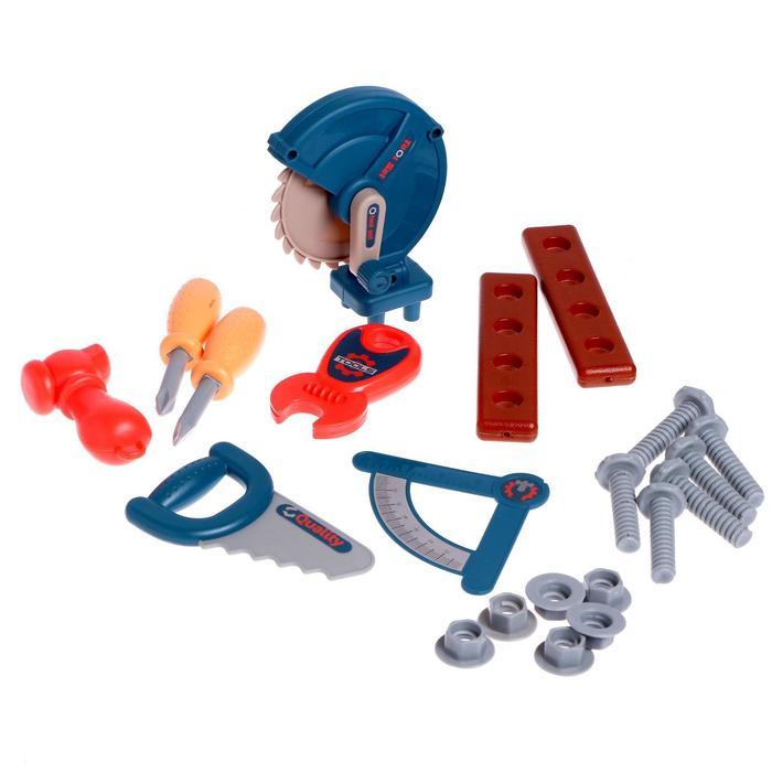 Детская мастерская-чемоданчик «Умелец»