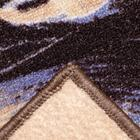 Палас ВЕТЕР 80х125 см, серый 42/43, войлок 195 г/м2 - Фото 3