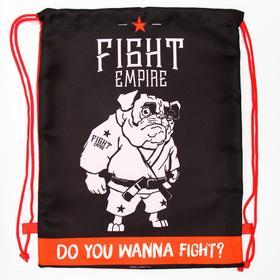 Мешок спортивный «Fight»: 32 х 42 см Ош