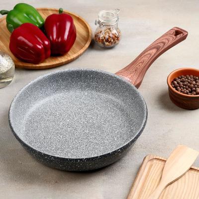 Сковорода «Пирит», d=24 см, антипригарное покрытие