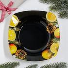 Глубокая тарелка «Апельсины», 20 см - Фото 1