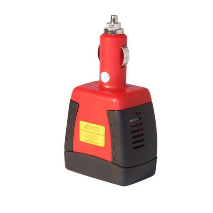 Автомобильный инвертор RedLaika 12, 220В