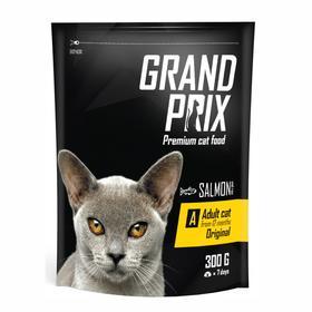 Сухой корм GRAND PRIX для кошек, с лососем, 300 г