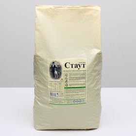 """Сухой корм """"Стаут"""" для взрослых собак гигантских пород, 15 кг"""