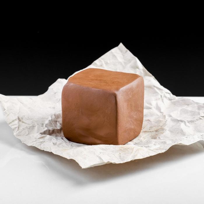 Глина для лепки Умелка, красная, 0.5 кг