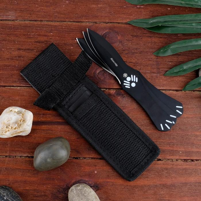 Набор ножей метательных Жонглер