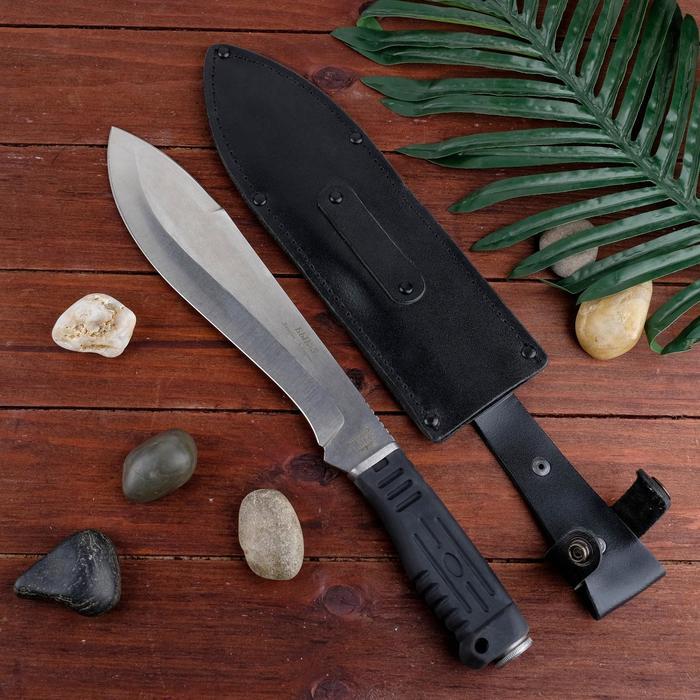 Нож нескладной полевой