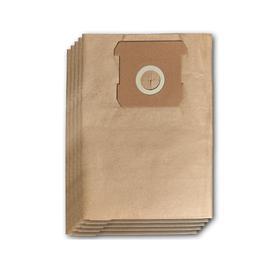 Мешок-пылесборник бумажный к строительным пылесосам Einhell 2351165, 15 л, 5 шт