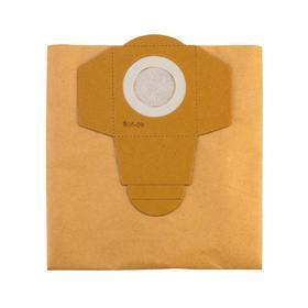 Мешок-пылесборник бумажный к строительным пылесосам Einhell 2351150, 25 л, 5 шт