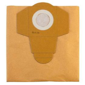 Мешок-пылесборник бумажный к строительным пылесосам Einhell 2351170, 30 л, 5 шт