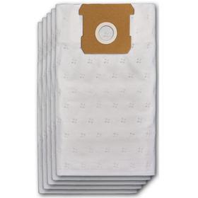 Мешок-пылесборник синтетический к строительным пылесосам Einhell 2351185, 15 л, 5 шт