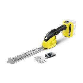 Аккумуляторные ножницы для травы Karcher GSH 18-20 Battery, 18 В, 20x12 см, БЕЗ АКБ И ЗУ Ош