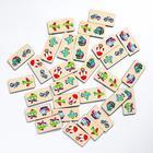 Домино «Транспорт» 25 карточек размером: 7.7×3.7×0.3 см, 22.5×13.5×5 см - Фото 4