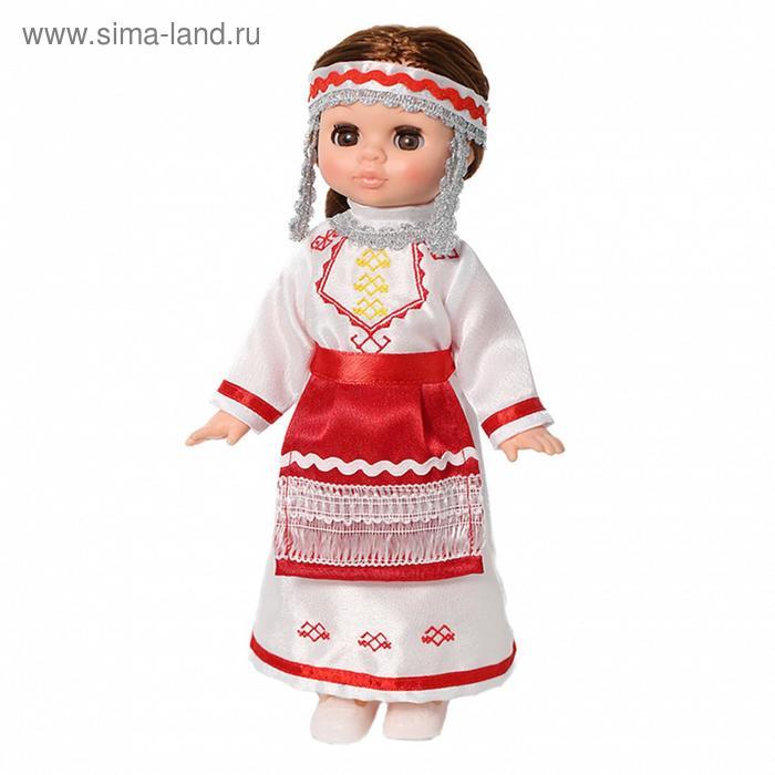 Кукла «Эля в чувашском костюме», 30,5 см