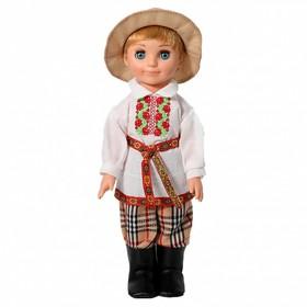 Кукла «Мальчик в белорусском костюме», 30 см