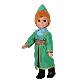 Кукла «Мальчик в башкирском костюме», 30 см