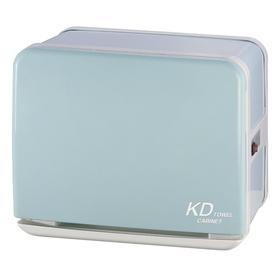 Нагреватель для полотенец OKIRA KDJ 8, 130 Вт, 8 л, 70 ± 10°C, 18-20 полотенец, голубой Ош