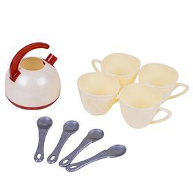 Набор посуды В.4, 9 предметов, МИКС