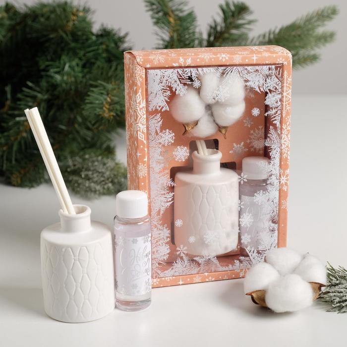 Аромасаше «С Новым годом!», аромат ванили