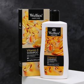 Шампунь против выпадения волос профессиональный с витамином Е 400 мл