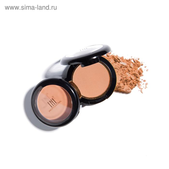 Румяна для лица TNL Natural cheeks, №07 Intense beige