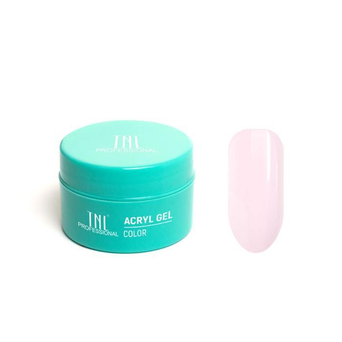 Acryl Gel TNL №09 камуфлирующий розовый парфе, 18 мл