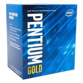 Процессор Intel Pentium Gold G6400 Original LGA1200, 2x4ГГц, 2666МГц, UHD610, TDP 58Вт, Box   537359