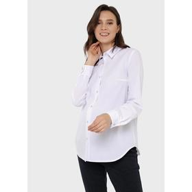 Блузка для беременных и кормления «Арина», размер 44, цвет белый Ош
