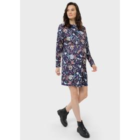Платье для беременных «Розмари», размер 42, цвет чёрный Ош
