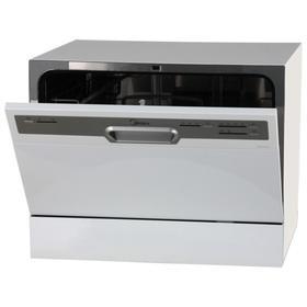 Посудомоечная машина Midea MCFD55200W, класс А+, 6 комплектов, 7 режимов Ош