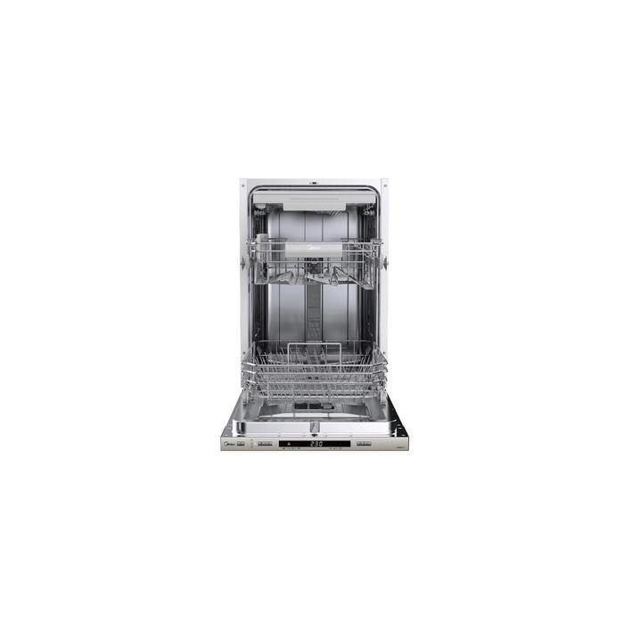 Посудомоечная машина Midea MID45S430, встраиваемая, класс А++, 11 комплектов, 6 режимов
