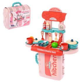 Игровой набор «Кухня» в чемодане Ош