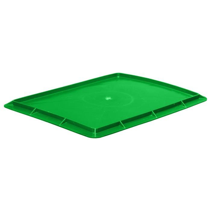 Крышка для ящика, 306П, 53,2х40см, зеленая