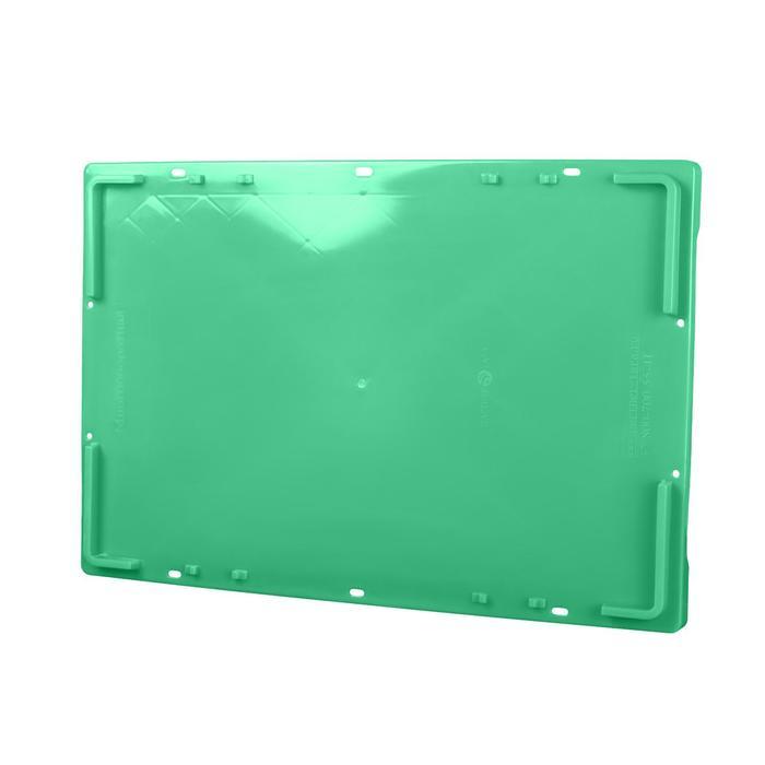 Крышка для ящика, 506П, 60,9х40,9см, зеленая