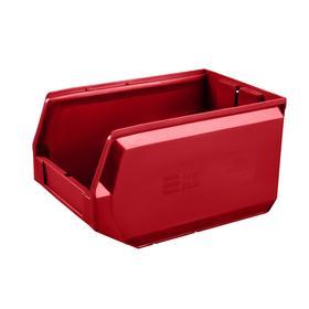 Ящик полимерный многооборотный, 22.404, 35х22,5х20см, красный Ош