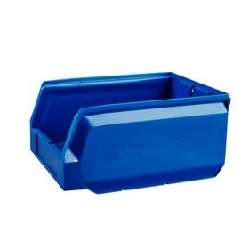Ящик полимерный многооборотный, 22.412, 30х22,5х15см, синий Ош